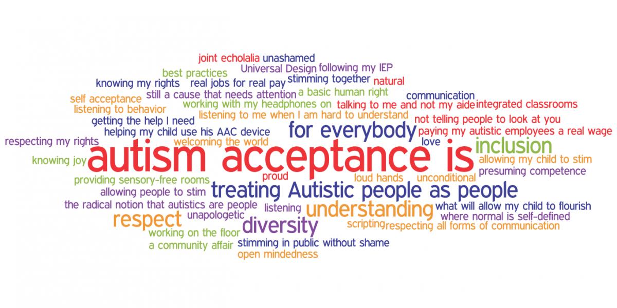 Thinking About Autism And Neurodiversity >> Celebrating Neurodiversity On Autism Awareness Week Sentalk